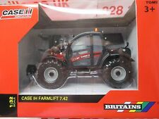 Britains 43086A1 Model Case IH Farmlift 7.42 Loader 1:32 Replica Model Farm Toy