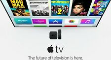 NEW! Apple TV 4th Gen Digital HD icloud Air Video Media Music Player Live Stream
