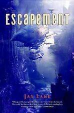 Escapement (Clockwork Earth) Lake, Jay Hardcover