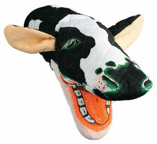 """HOLSTEIN COW Oven Mitt / 11.5"""" L x 6"""" W / Small loop inside for hanging"""