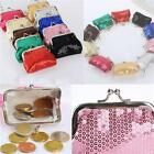 9*7cm Free Ship Lady Women Girls Small Sequins Brilliant Purse Coin Wallets Bags
