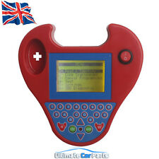 Mini Type Smart Zed-Bull Key Programmer RED Color No Tokens Limitation TOOL UK