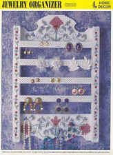 Jewelry Organizer  ~ plastic canvas pattern  ~ Annie's