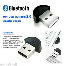 MINI Wireless Bluetooth USB Dongle Adapter EDR For PC Laptop Mouse Keyboard