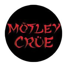 Parche imprimido, Iron on patch, /Textil sticker/ - Mötley Crüe, Motley Crue ,A