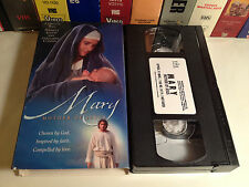 Mary Mother Of Jesus Rare Biblical TV Drama VHS 1999 OOP HTF Christian Bale