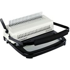 Professional Comb Binding Machine 21 Hole 450 sheet Capacity. Comb Binder 51mm