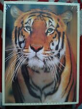 Bengal Tiger Jigsaw Puzzle 500 Pieces Brand New And Factory Sealed Free P&P