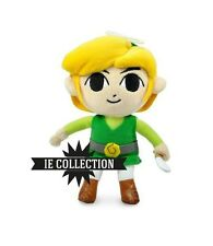 THE LEGEND OF ZELDA LINK PELUCHE pupazzo plush wind waker wii u Skyward Sword