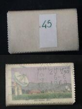 REPUBBLICA CENTRO TELESPAZIALE 1968 LIRE 50 USATO DA MAZZETTA 45 PEZZI