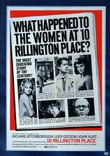 10 Rillington Place (2010, REGION 0 DVD New) DVD-R
