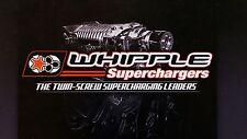 WHIPPLE 03-04 COBRA CRUSHER(3.4L) SC UPGRADE KIT / WK-200112B