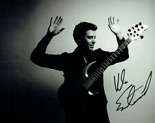 Kyle EASTWOOD Signed Autograph 10x8 Photo AFTAL COA JAZZ Bass Musician American