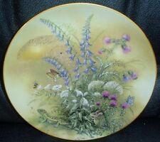 Lilien Porzellan Austria ZARTES UND WINZIGES - SOFT AND TINY Collectors Plate