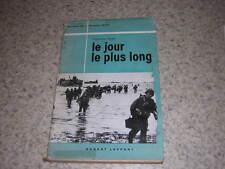 1960.le jour le plus long / Cornelius Ryan.envoi de Jean Barral.SP