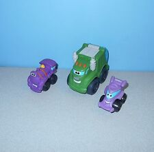Hasbro Chuck & Friends Wheel Pals - Rowdy the Garbage Trash Truck Tonka w/ Pals
