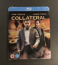 Collateral Blu-Ray Steelbook Brand New 2012 Play.com Exclusive OOP Sealed