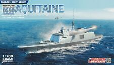 Freedom Model Kit 1/700 #83001 French D650 Aquitaine Frigate