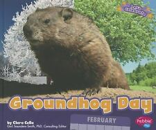Groundhog Day (Let's Celebrate)-ExLibrary