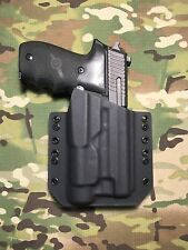 Black Kydex Light Bearing Holster SIG P226R Streamlight TLR-1s / TLR1