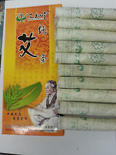 1 casella PURO MOXA ROLL Bastoni per moxibustion 18x200mm 10 / BOX @UK venditore @