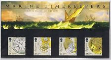 GB Presentation Pack 235 Marine Timekeepers 1993 MNH. 10% OFF ANY 5+