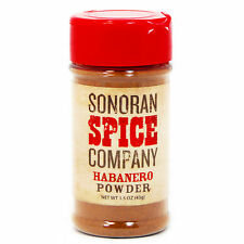 Habanero Powder, Pure 1.5 oz. - Ships in 2 business days or less!