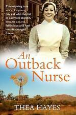 An Outback Nurse by Thea Hayes ..LGE P/B...LIKE NEW