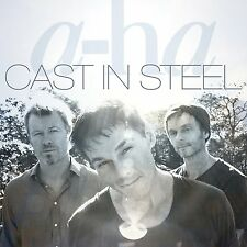 A-HA CAST IN STEEL CD - NEW RELEASE SEPTEMBER 2015