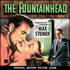 THE FOUNTAINHEAD (BYU) (CD) Max Steiner SOUNDTRACK