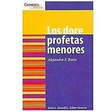 Los Doce Profetas Menores (Conozca su Biblia)-ExLibrary