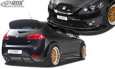 RDX Bodykit Seat Leon 1P FR / Cupra 2012+ Spoiler-Set Front Heck Seitenschweller