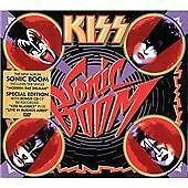 Kiss - Sonic Boom (2009 3 Disc Set) 24HR POST