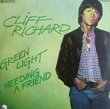 "7"" 1976 RARE IN MINT- ! CLIFF RICHARD : Green Light"