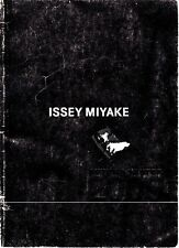 Issey Miyake Autumn Winter 2009 Men's Fashion Catalog Lookbook Book
