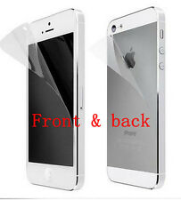 DZ501   Screen protective protection film foil for iPhone 5 5G 5GS