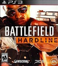 Battlefield Hardline RE-SEALED Sony PlayStation 3 PS PS3 GAME HARD LINE