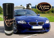 AEROSOL CAN OF BMW INTERLAGO BLAU. MOTORCYCLE, AUTOMOTIVE, HOT ROD, GUITAR, PPG