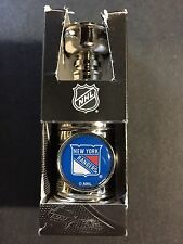 "New York Rangers 1994 Mini Stanley Cup Nhl Holo New Messier Lundqvist 4"" in box"