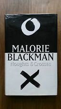Malorie Blackman – Noughts & Crosses (1st/1st 2001 UK hb with dw)