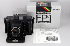 -Almost Unused- Fuji Fujifilm FP1 Professional Instant Camera from Japan 076
