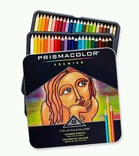 PRISMACOLOR PREMIER COLOURED 48 PENCILS (New Sealed)