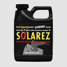 Solarez Polyester Sanding Resin Pint
