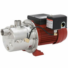 Red Lion 12.8 GPM 3/4 HP Stainless Steel Shallow Well Jet Pump