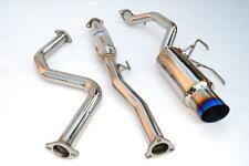 Invidia N1 Catback Exhaust 92-95 Civic Sedan/Coupe 96-00 EX Si (Titanium Tip)