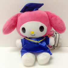 Sanrio My Melody 2014 Graduation Plush Authentic kawaii