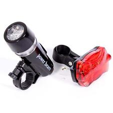 Newest Hot Outdoor MTB Bike Bicycle Light LED Headlight Taillight Sets LN