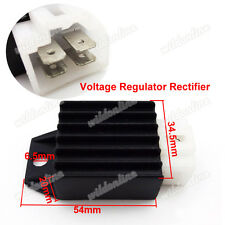 Voltage Regulator Rectifier For 50-110cc 125cc Pit Dirt Monkey Bike ATV Quad
