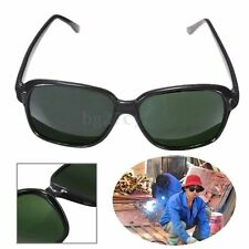 UV Safety Welding Welder Sun Glasses Lens Labour Working Eye Protective Goggles