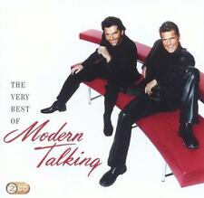 MODERN TALKING - The Very Best of -- 2 CD  NEU & OVP